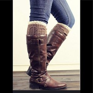 Boot topper